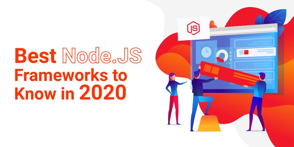 best node js frameworks