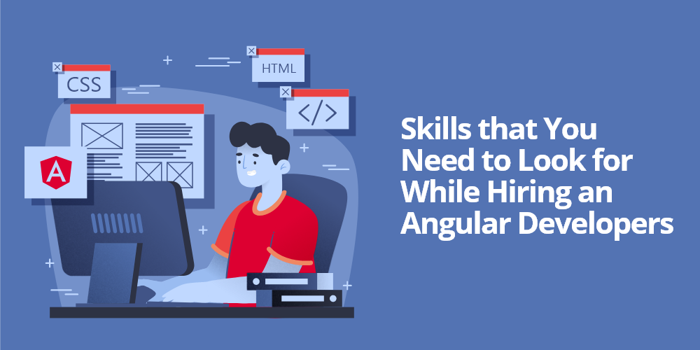 angular developer skills
